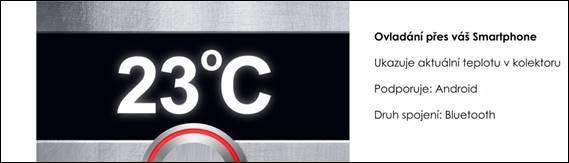 Nová bezdrátová regulace pro SolarVenti Comfort
