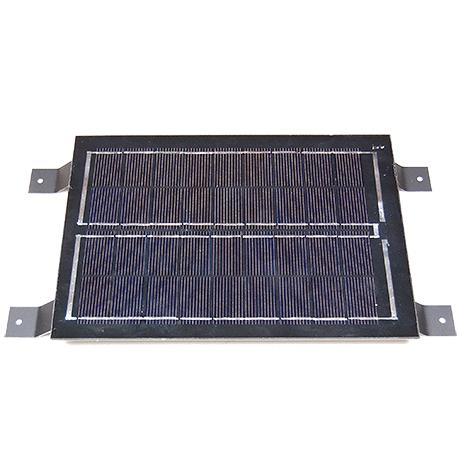 6 W solární buňka s úchyty