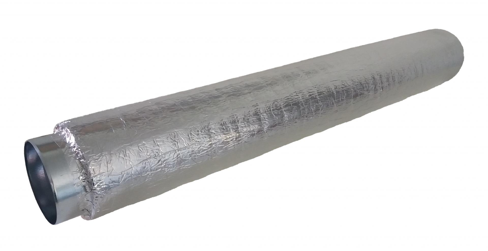 Izolované potrubí Ø125 mm (1 metr)