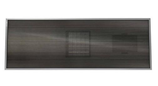 Teplovzdušný solární panel SolarVenti SV14K - sklepní model