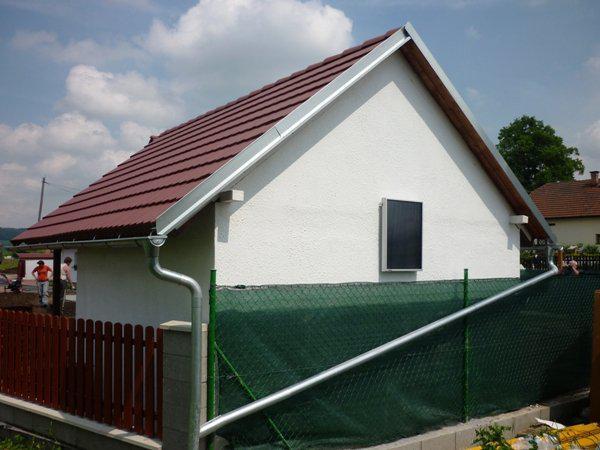 Teplovzdušný solární panel SolarVenti - SV3 A SlimLine (25 m²)
