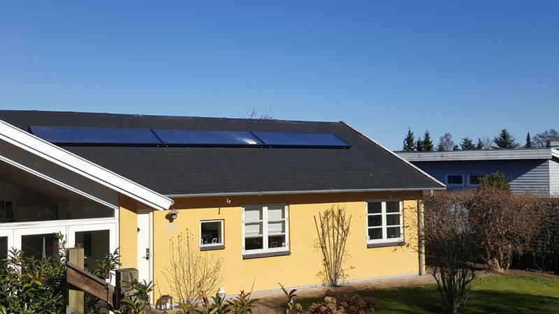 Teplovzdušný solární panel SolarVenti SV30 Comfort - (bez solárního článku)