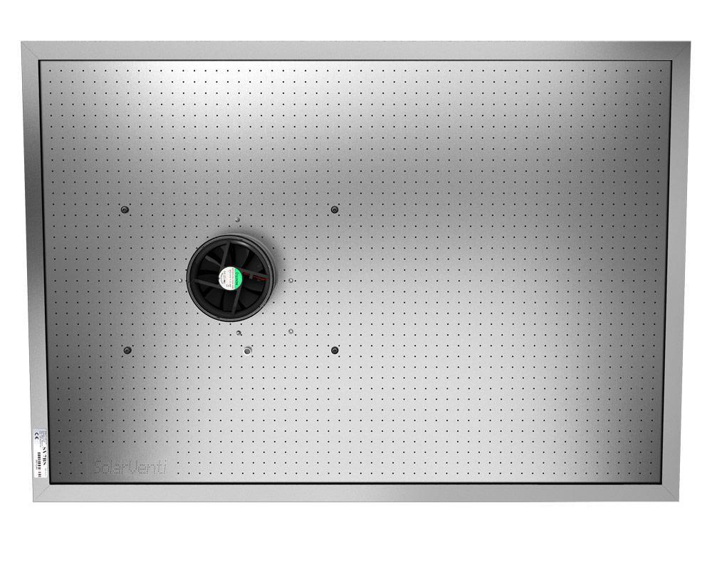 Teplovzdušný solární panel SolarVenti - SV7 A SlimLine